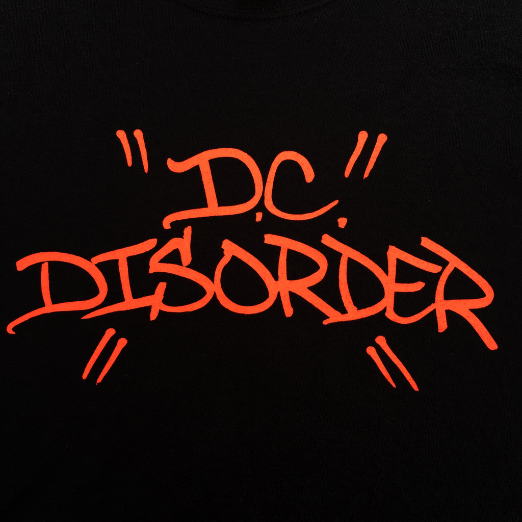 D.C. Disorder Two-Sided Shirt Black