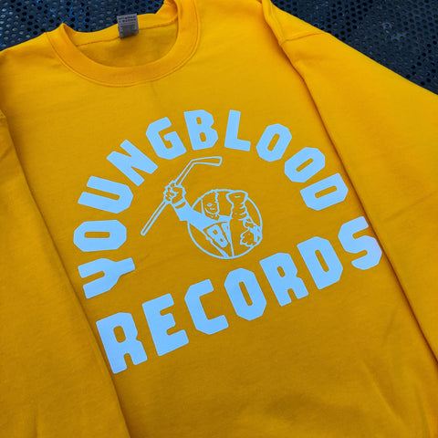 Youngblood Gold Crewneck