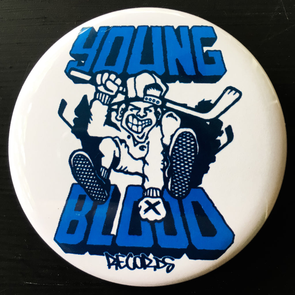 "Youngblood Records 2.25"" Button"