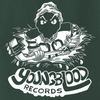 "Youngblood Records ""Lost Art"" Blue Spruce Comfort Colors shirt"