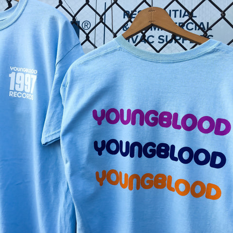 Youngblood Records Summer 2018 Design