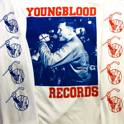 Youngblood Live Pic LOS Longsleeve
