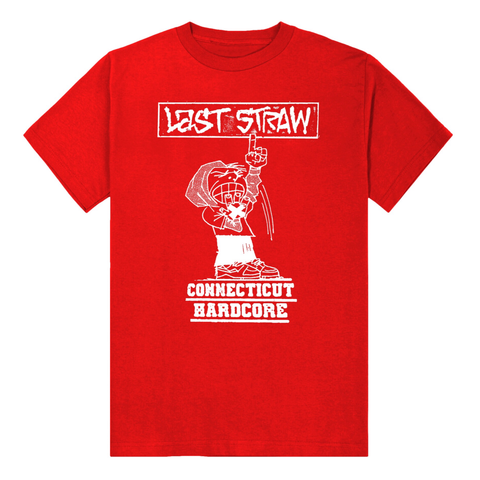 Last Straw Shirt (Alstyle 1301, Red)