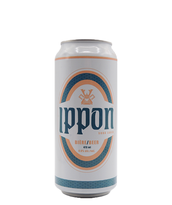 Ippon soba lager