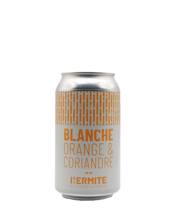 Blanche orange & coriandre