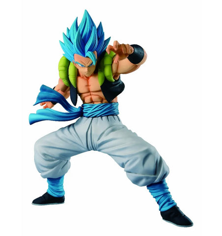 "Super Saiyan God Super Saiyan Gogeta (Ultimate Variation) ""Dragon Ball"", Bandai Ichiban Figure"