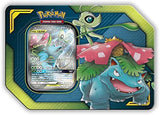 Pokemon Tag Team Celebi & Venusaur GX Tin
