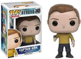 Star Trek Beyond Captain Kirk Pop Vinyl VAULTED