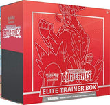 Pokemon Sword and Shield Battle Styles Elite Trainer Box RED