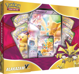Pokemon Alakazam V Box