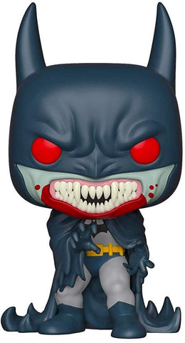 DC Comics Batman Red Rain Pop Vinyl Figure