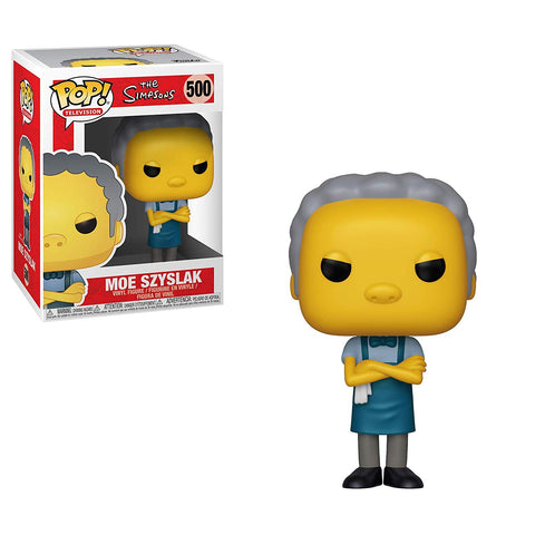 The Simpsons Moe Syzslak Pop Vinyl Figure
