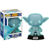 Star Wars Spirit Yoda Pop Vinyl Figure GLOW