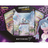 Pokemon Champion's Path - Hatterene V Box
