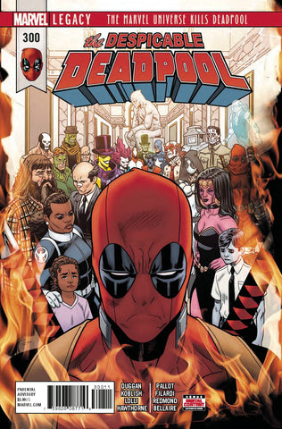 Despicable Deadpool #300 - Marvel Comics
