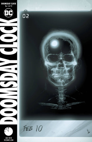 DOOMSDAY CLOCK #5 (OF 12) DC COMICS