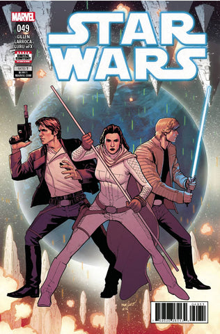 STAR WARS #49 MARVEL COMICS