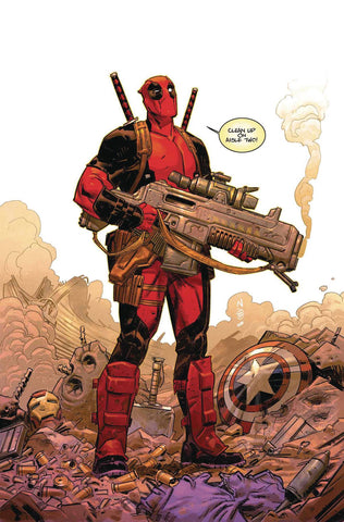 DEADPOOL #1 MARVEL COMICS