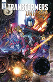 Transformers Unicron #1 - IDW Publishing Comic