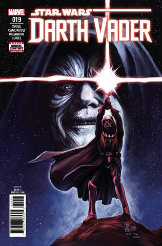 STAR WARS DARTH VADER #19 MARVEL COMICS