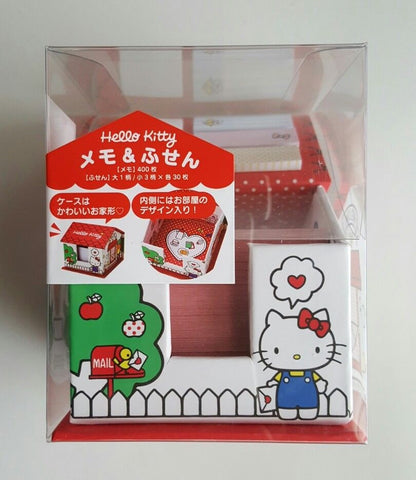 Hello Kitty Sticky Notes House Holder