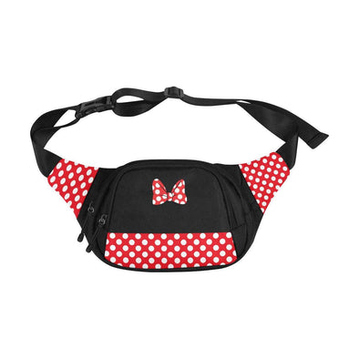 Minnie Fanny Pack,  Fanny Pack, Minnie Mouse,  Bag, Custom Fanny Packs, Fanny Packs, Hip Bag, Waist Bag, Bum Bag, Bumbag,