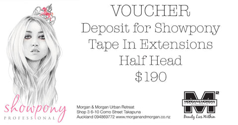 $190 Showpony Hair Extensions