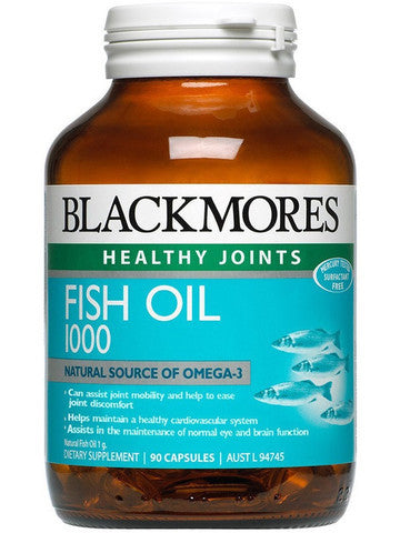 Fish Oil Supplements rich in Omega 3 – 30-50% Off