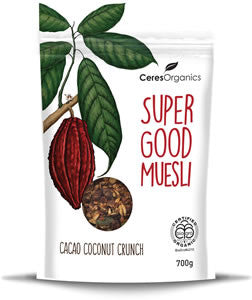 Ceres Super Good Muesli Cacao Coconut Crunch 700g