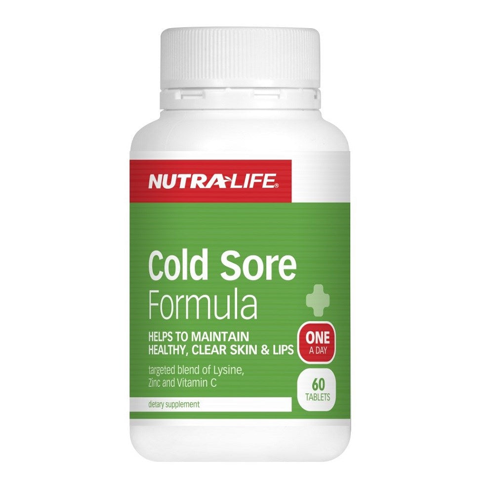 Nutralife Cold Sore Formula