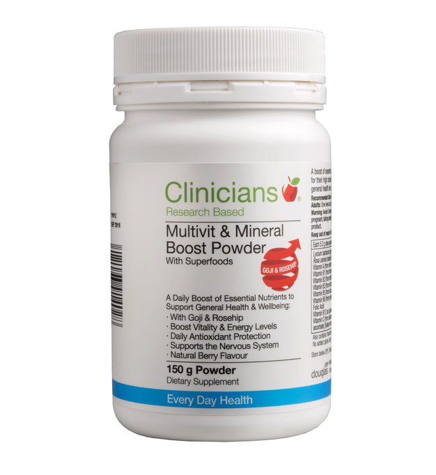 Clinicians Multivit & Mineral Superfood 150g
