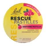 BACH Rescue Remedy Cranberry Pastilles 50g