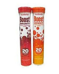 Boost Immunity Berry Effervescent Berry