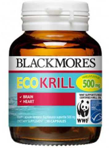 Blackmores Eco Krill Oil 500mg