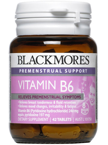Blackmores Vitamin B6 PMS Support