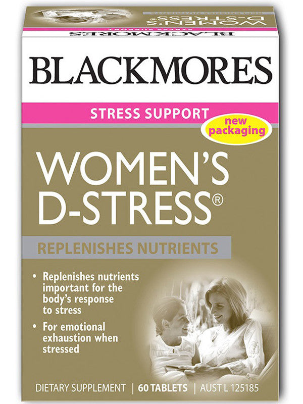 Blackmores Women's D-Stress