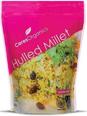 Ceres Organics Hulled Millet
