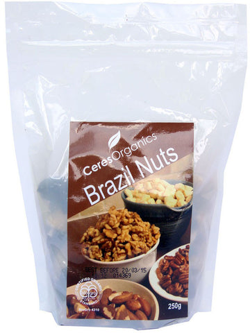 Ceres Organics Raw Brazil Nuts