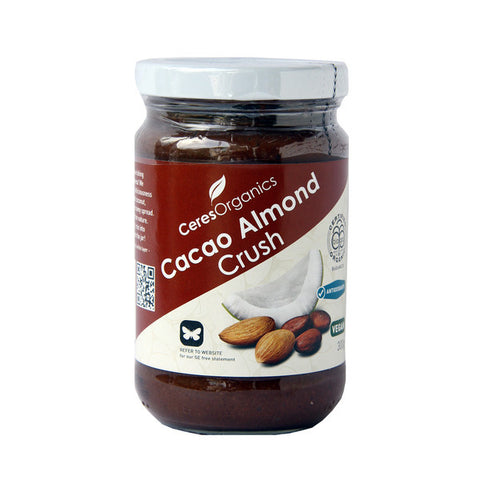 Ceres Organics Almond Cacao Crush 300g