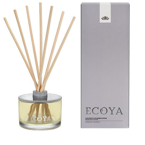 Ecoya diffuser - Coconut and Elderflower
