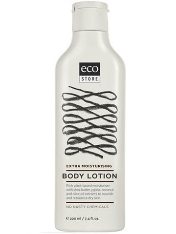 Ecostore Body Lotion Extra Moisturising Lotion 220ml