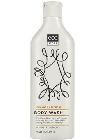 Ecostore Body Wash - Orange and Patchouli 400ml