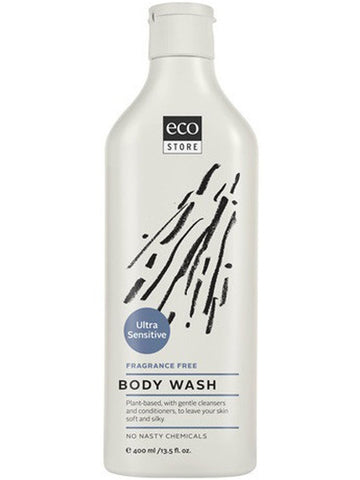 Ecostore Fragrance Free Body Wash 400ml