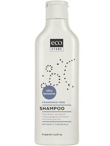 Ecostore Fragrance Free Shampoo 220ml