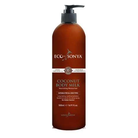 Eco by Sonya Body Coconut Milk