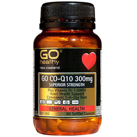 GO Healthy CO-Q10 300mg