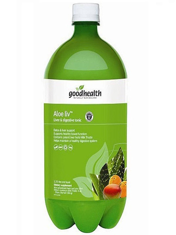 Good Health Aloe Liv Juice