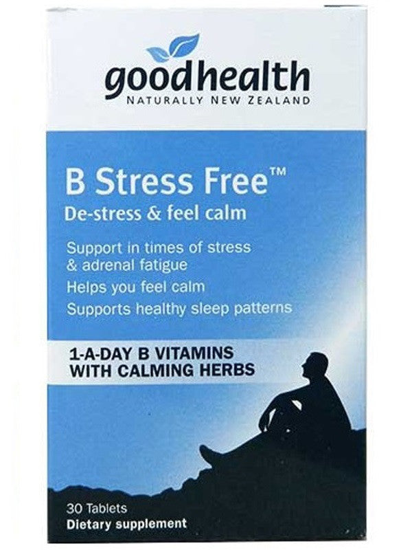 Good Health B Stress Free