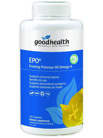 Good Health Evening Primrose Oil Capsules