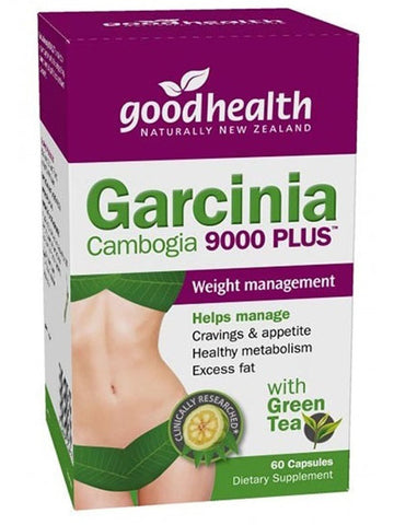 Good Health Garcinia Cambogia 9000 Plus